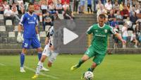 Sandecja - Olimpia Grudziądz 1-1 (1-0), skrót meczu