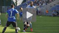 Stomil Olsztyn - Sandecja 2-0 (0-0), Puchar Polski