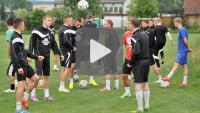 Sezon 2015/16 - pierwszy trening