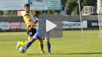 Sandecja - Partizan Bardejov 3-2 (1-1), mecz sparingowy