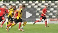 Sandecja - Barciczanka 9-0 (3-0), sparing