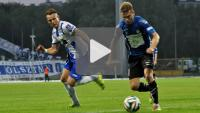 Stomil Olsztyn - Sandecja 2-2 (1-0), skrót meczu