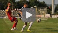 Sandecja - Chojniczanka Chojnice 3-1 (0-0), skrót meczu