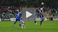 Sandecja - Wisła Płock 1-3 (1-0), skrót meczu