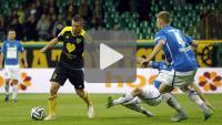 GKS Katowice - Sandecja 2-4, (1-1), skrót meczu