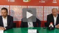 GKS Bełchatów - Sandecja 1-0 (0-0), pomeczowa konferencja
