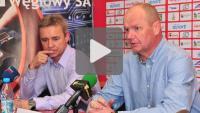 Rozwój Katowice - Sandecja 2-0 (1-0), pomeczowa konferencja