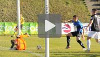 Rozwój Katowice - Sandecja 2-0 (1-0), skrót meczu