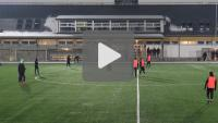 Podhale Nowy Targ - Sandecja 0-4 (0-2), sparing
