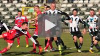 Sandecja - FC Lokomotiva Koszyce 0-0, sparing