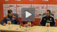 Chojniczanka Chojnice - Sandecja 0-1 (0-0), pomeczowa konferencja