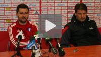 Wisła Płock - Sandecja 0-0, pomeczowa konferencja