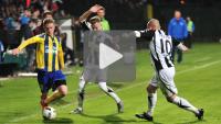 Sandecja - Arka Gdynia 0-1 (0-1) skrót meczu