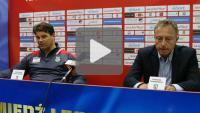 Miedź Legnica - Sandecja 3-1 (2-0), pomeczowa konferencja