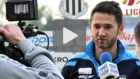 Sandecja - GKS Bełchatów 2-0 (0-0), Arkadiusz Aleksander