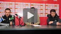 Sandecja - GKS Bełchatów 2-0 (0-0), pomeczowa konferencja