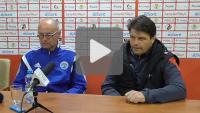 Wigry Suwałki - Sandecja 2-0 (0-0), pomeczowa konferencja