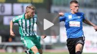 Olimpia Grudziądz - Sandecja 3-2 (0-2), skrót meczu