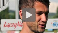 Sandecja - Rozwój Katowice 1-0 (1-0), Arkadiusz Aleksander