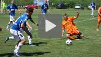 Sandecja - Puszcza Niepołomice 1-1 (0-0), sparing