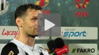 Sandecja - Wigry Suwałki 2-1, (1-1), Grzegorz Baran