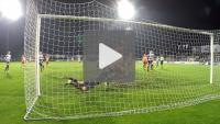 Sandecja - Chojniczanka Chojnice 1-1 (0-0), skrót meczu