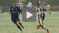 Sandecja - Miedź Legnica 1-0 (1-0), skrót meczu