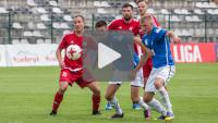 Sandecja - Partizan Bardejov 4-0 (1-0), sparing