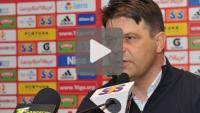 Górnik Zabrze - Sandecja 2-0 (0-0), pomeczowa konferencja