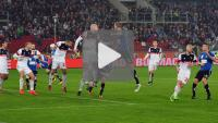 Górnik Zabrze - Sandecja 2-0 (1-0), skrót meczu