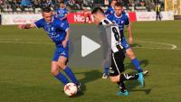 Sandecja - MKS Kluczbork 4-1 (1-1), skrót meczu