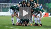 Olimpia Grudziądz - Sandecja 2-0 (1-0), bramki