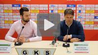GKS Tychy - Sandecja 2-1 (1-1), Radosław Mroczkowski