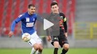 GKS Tychy - Sandecja 2-1 (1-1), skrót meczu