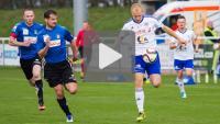 Wigry Suwałki - Sandecja 0-1 (0-1), skrót meczu