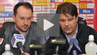 Sandecja - Stomil Olsztyn 2-1 (2-0), pomeczowa konferencja