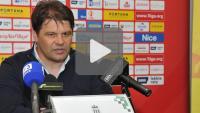 GKS Katowice - Sandecja 0-1, (0-0), pomeczowa konferencja