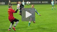 Dunajec Nowy Sącz - Sandecja 4-1 (0-1), Małopolska liga młodzików