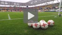 Podbeskidzie Bielsko-Biała - Sandecja 2-1 (1-1), kulisy meczu