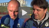 Sandecja - APOEL Nikozja 3-3 (0-1), pomeczowe wywiady