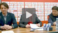 MKS Kluczbork - Sandecja 2-4 (1-3), pomeczowa konferencja