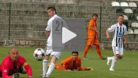 Sandecja - KSZO, 3-1 (1-1) bramki...