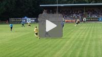 Gryf Wejherowo - Sandecja 1-0, Puchar Polski, skrót meczu