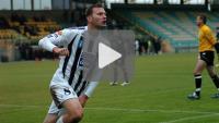Bogdanka Łęczna - Sandecja 0-2, najciekawsze sytuacje