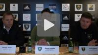 GKS Katowice - Sandecja, 2-0, pomeczowa konferencja prasowa