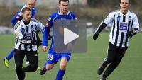 Ruch Chorzów - Sandecja 2-1, sparing, sezon 2011/2012, skrót
