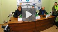 Sandecja - Pogoń Szczecin 1-0, pomeczowa konferencja prasowa
