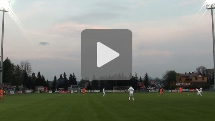 Sandecja - Termalica BrukBet Nieciecza, panorama stadionu