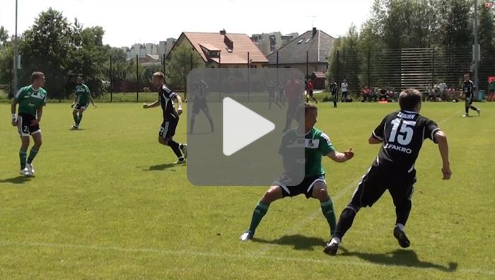 GKS Bełchatów - Sandecja, sparing przed sezonem 2011/2012