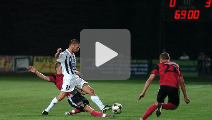 Sandecja - Warta Poznań 0-3, skrót meczu